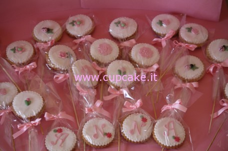 Biscotti Decorati per Battesimo