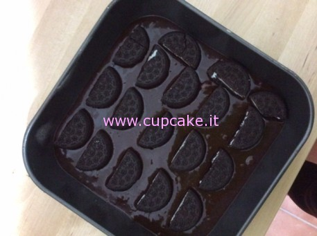 brownies agli oreo