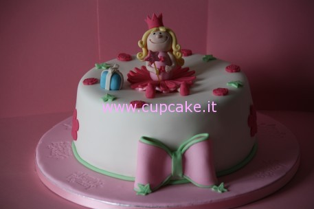 Torta Decorata con Fatina