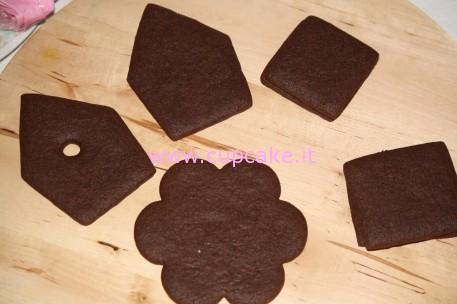 tutorial Biscotto a Forma di Casetta