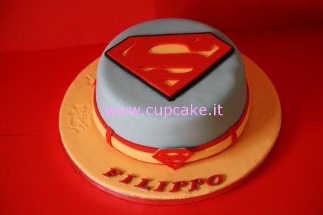 torta di superman