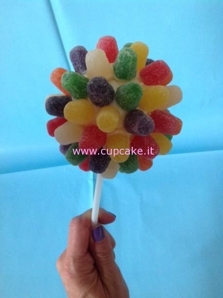 albero di caramelle