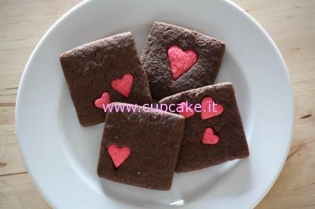 biscotti con cuori