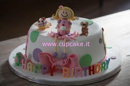 torta primo compleanno