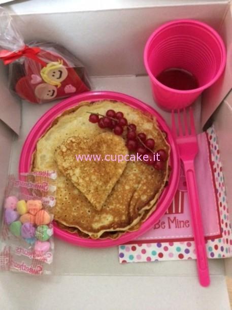 pancakes al latticello