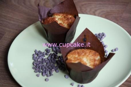 ricetta-muffin-con-gocce-di-cioccolato