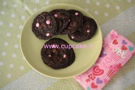 ricetta-cookies-al-cioccolato
